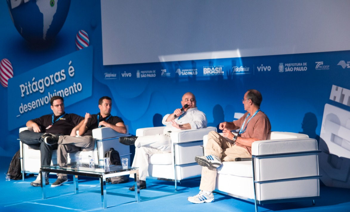 Campus Party Brasil - Marcello Azambuja